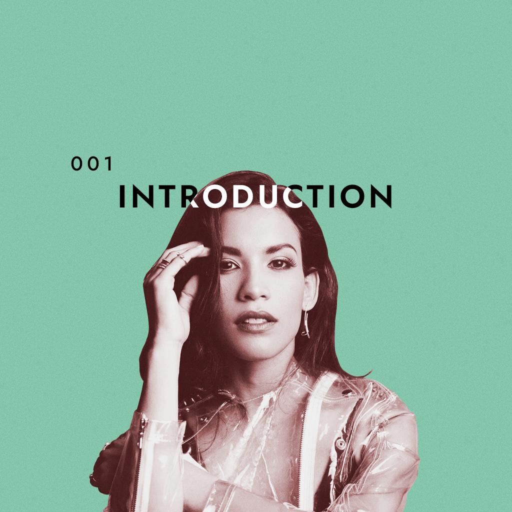 Danay Garcia starts her Podcast.