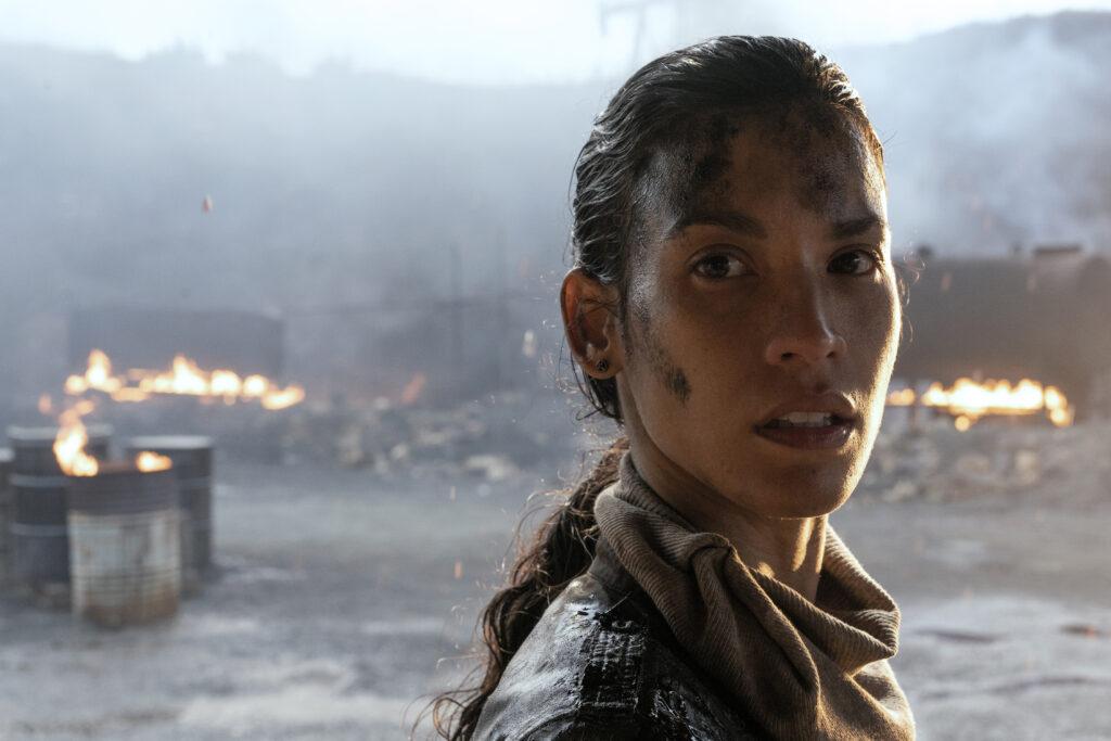Fear the walking Dead, AMC network, Danay Garcia