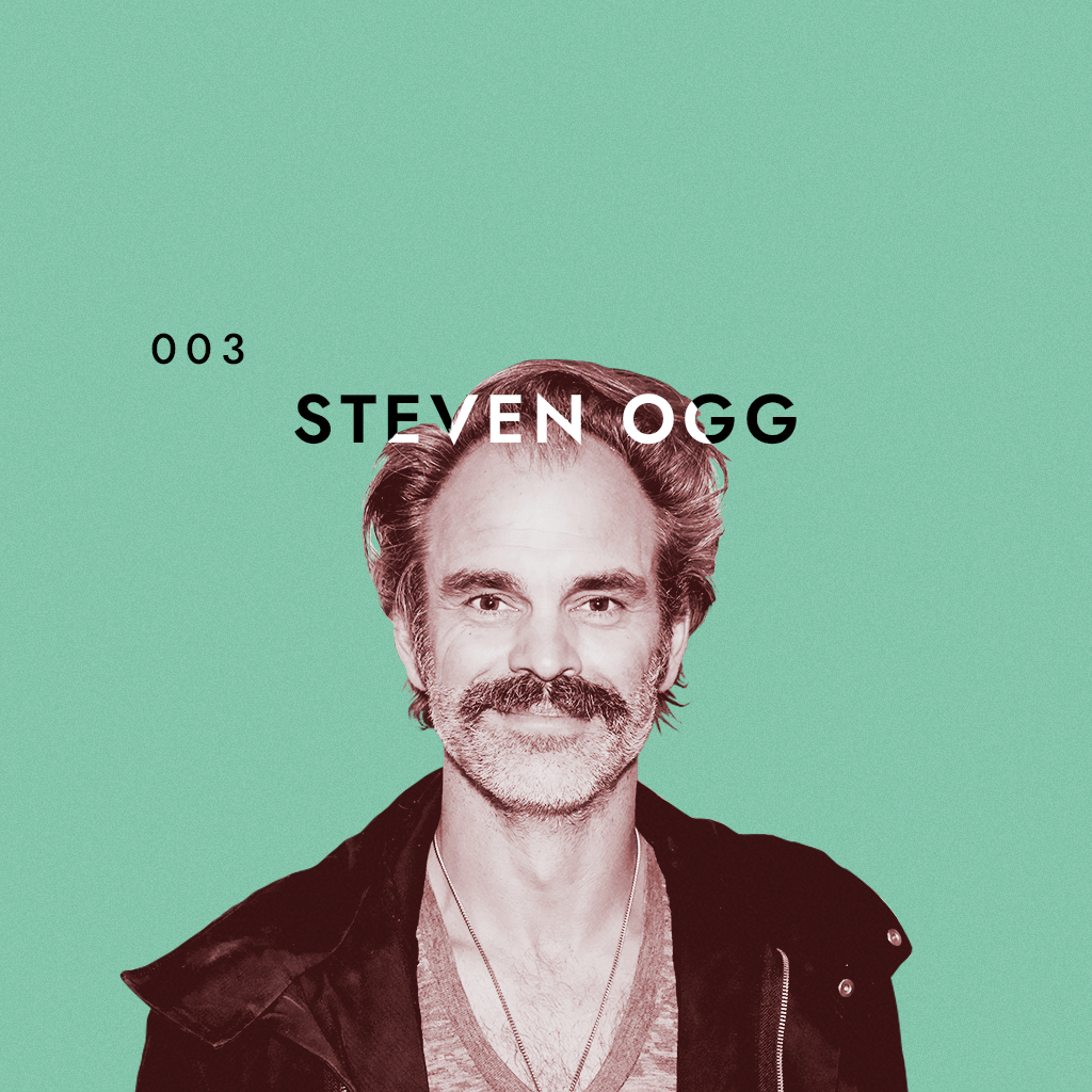 Steven Ogg ADT star is our next guest on Danay Garcia Podcast