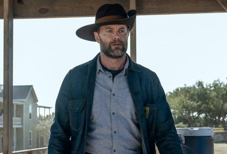 Garret Dillahunt on Fear the walking dead on AMC networks