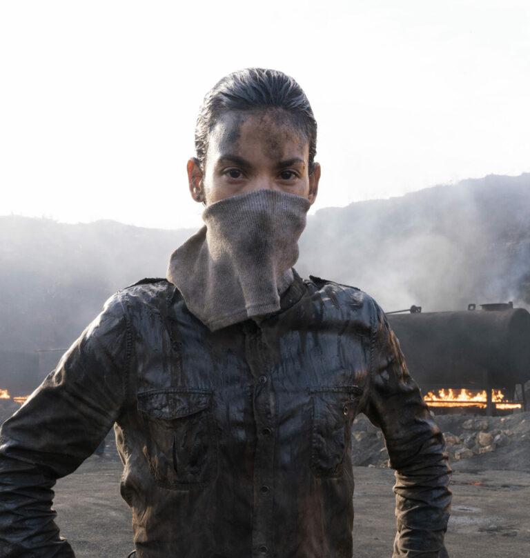 Danay Garcia stars as Luciana on Fear The Walking Dead on AMC
