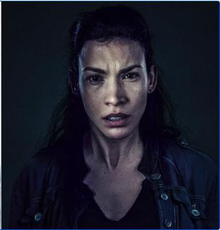 Danay Garcia plays Luciana Galves in Fear the walking dead