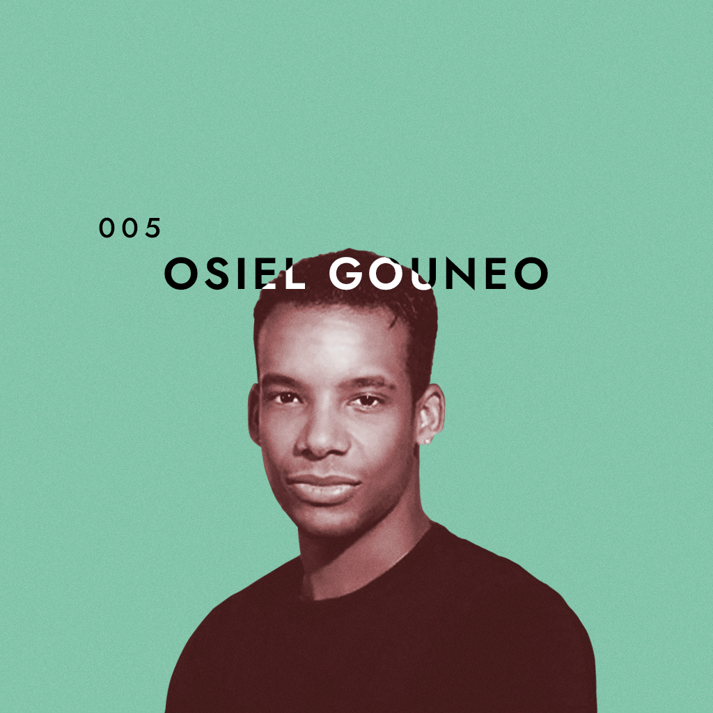 Osiel Gouneo is ballet dancer and is the nest guest on Danay Garcia Podcast
