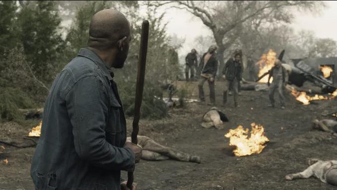 Fear the walking dead renewed at AMC network