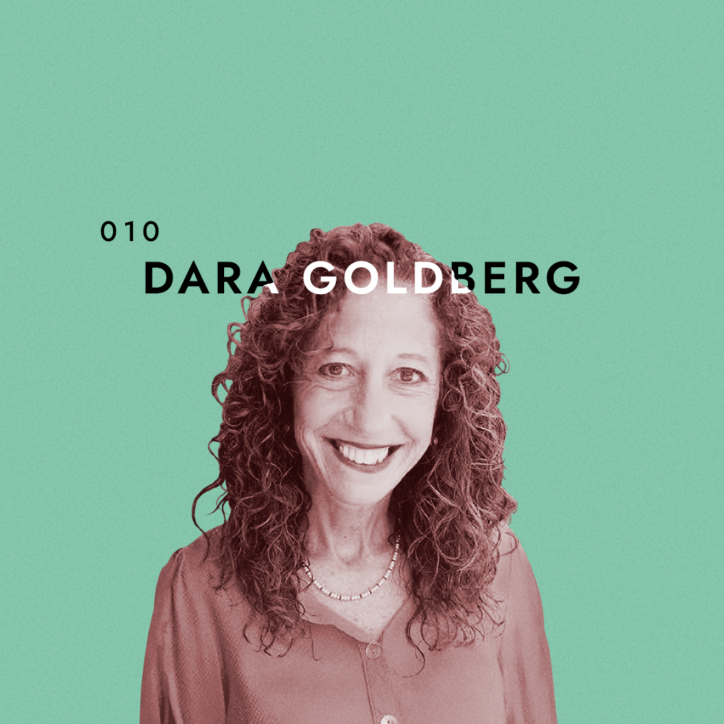 On Danay Garcia Podcast - Danay sits down with specialist Dara Goldberg to discuss Life during a crisis and what it means to be in the messy transition