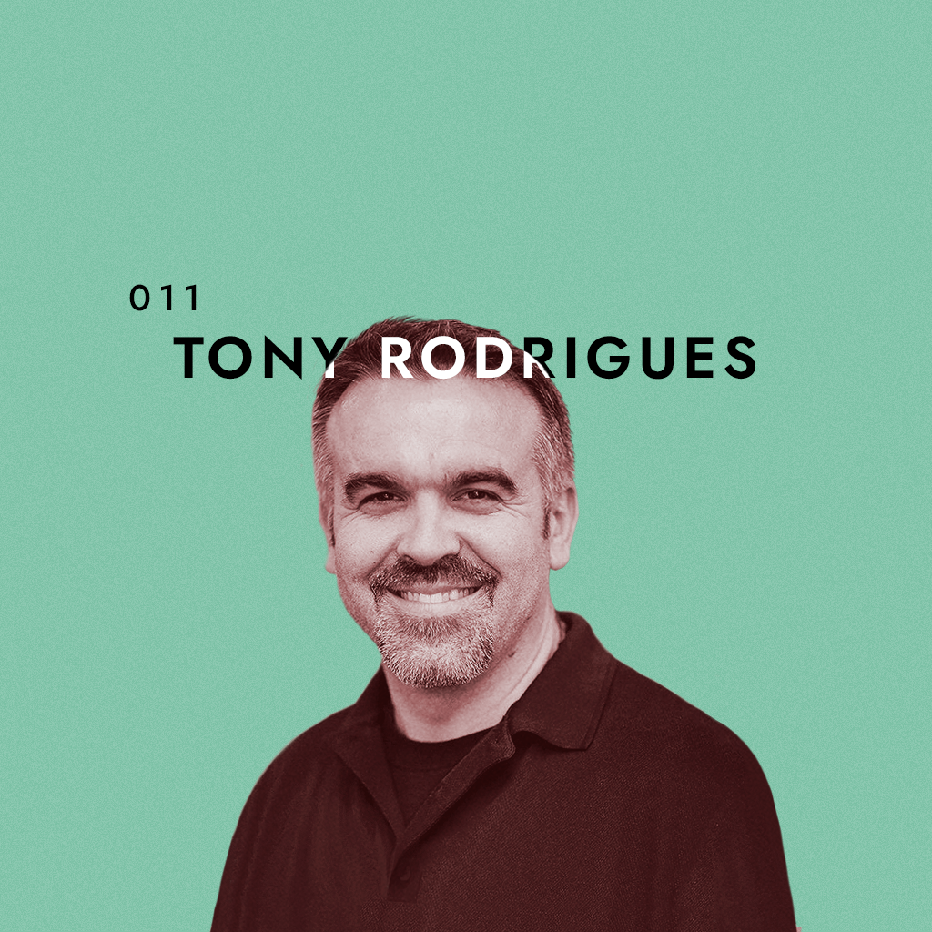 Danay Garcia sits down with Tony Rodrigues to talk about how to grown and evolve