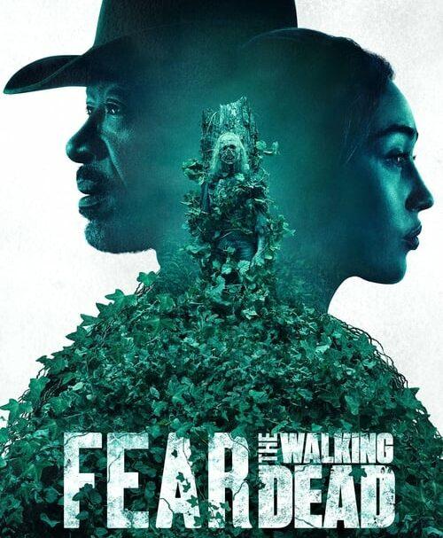 Fear the walking dead with Lenny James, Alucia Debman Carrey, Coiman Domingo and Danay Garcia Return