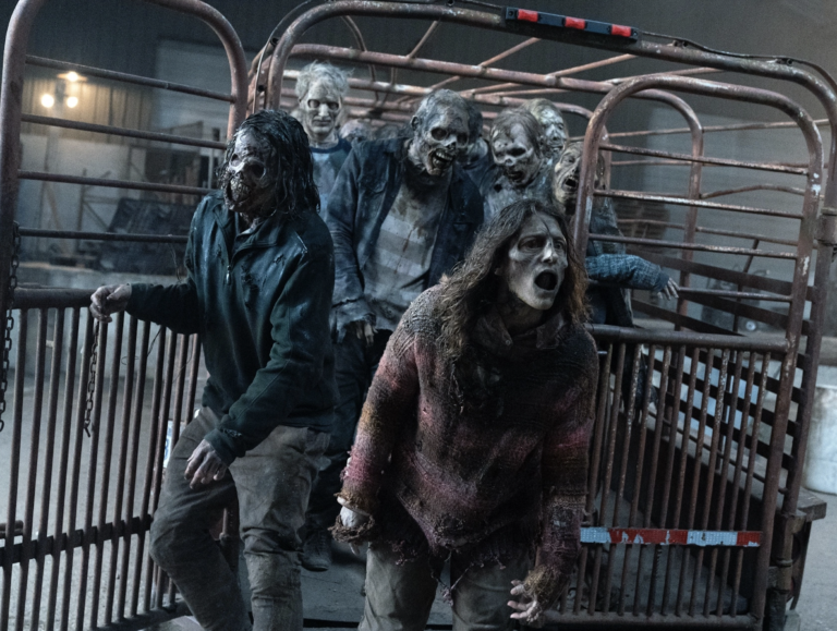 Danay Garcia, Fear the Walking Dead and season finale