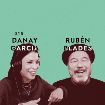 Danay Garcia sits with Ruben Blades about life, music and the arts