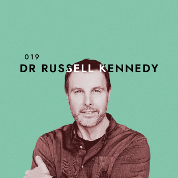 Danay Garcia sits down with Dr Russell Kennedy anxiety specialist in Danay Garcia Podcast