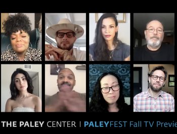 Danay Garcia participate at the The Paley Center for Media AMC's The Walking Dead Universe (Rubén Blades, Danay Garcia, Angela Kang, Alexa Mansour, Matt Negrete, Khary Payton, Lauren Ridloff, and Nico Tortorella)